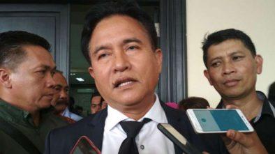Penjelasan Yusril Terkait Viral Dimedsos Isu Jokowi Tak Bisa Menang Pilpres