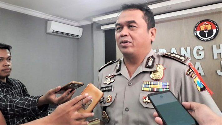 Polisi Sebut Pemutilasi Mayat Dalam Koper Terbilang Ceroboh Buang Jasad