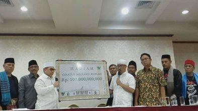 Relawan Jokowi Gelar Sayembara Rp100 Miliar, Bagi Penemu Bukti Prabowo Dicurangi