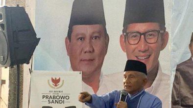 Amien Rais dan Wajah Muram Istana Kertanegara Terkait 'People Power'