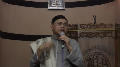 Diduga Terlibat Aksi 22 Mei, Pimpinan Ponpes Ustaz Umar Burhanudin Diamankan