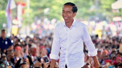 Ditanya Soal Kemungkinan AHY dan Sandiaga Jadi Menterinya, Ini Jawaban Jokowi