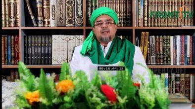 Habib Rizieq Shihab Serukan #2019GantiPresiden Diganti Jadi #2019PrabowoPresiden