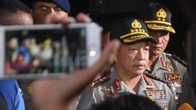 Hoaks, Video Kapolri Tito Bilang Masyarakat Boleh Ditembak, Ini Faktanya
