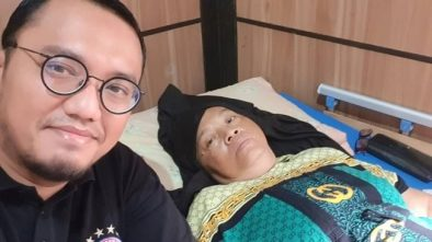 Ibunda Meninggal, Dahnil Anzar Sebut Sakit Mama Parah Saat Fitnah Terpa Saya
