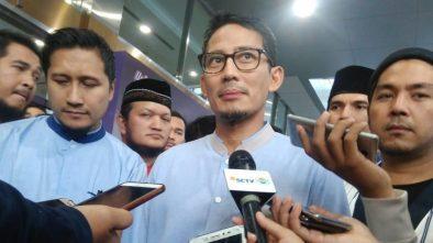 Ini Daftar Pendukung Jokowi yang Kasusnya Tanpa Kabar yang Disorot Oleh Sandi