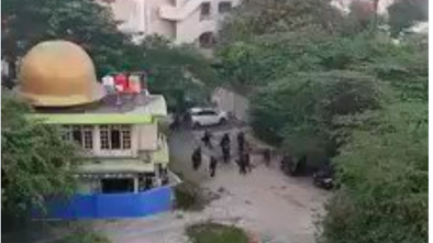 Isu Korban Tewas Hoax, Polri Jelaskan soal Brimob Pukuli Pria dekat Masjid Al Huda