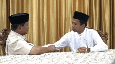 KASN Tunggu Klarifikasi Ustaz Abdul Somad Terkait Video Dialog Dukung Prabowo