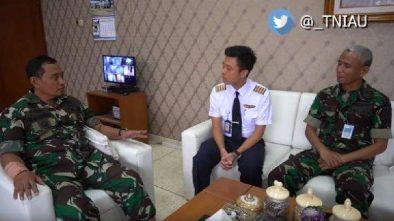 Lisensi Captain Vincent Raditya Dicabut Kemenhub, Petinggi TNI AU Justru Ajak Kolaborasi