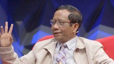 Mahfud MD Anggap BPN Prabowo Provokator Jika Tak Mau Tempuh Jalur MK Setelah 22 Mei