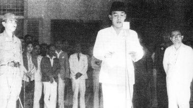 Naskah Proklamasi Dibacakan di Rumah Ayah Habib Rizieq?, Ini Fakta Sejarah Sebenarnya