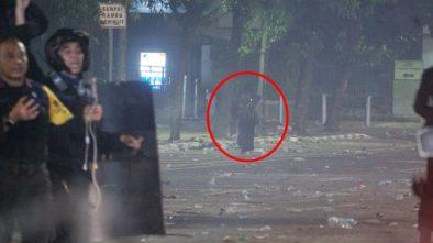 Polisi Amankan Wanita Pembawa Ransel Berkabel Mencurigakan di Jalan MH Thamrin