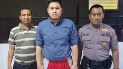 Polisi Tahan AG Pilot Lion Air yang Pukul Staf Hotel di Surabaya
