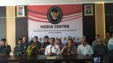 Polisi Ungkap Nama-nama Pejabat yang Jadi Target Pembunuhan, Salah-satunya Wiranto