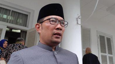 Ridwan Kamil Jawab Netizen soal Viral Simbol Segitiga di Masjid Al Safar
