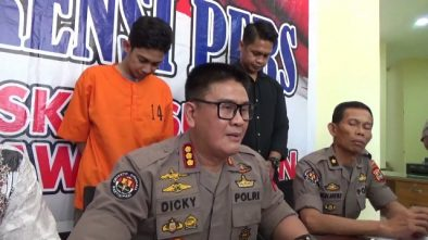 Serukan 'People Power', Guru Honorer Kemensos di Sulsel Ditangkap Polisi