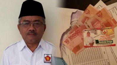 Terbukti Politik Uang, Wabup Paluta dan Caleg Gerindra Dipenjara