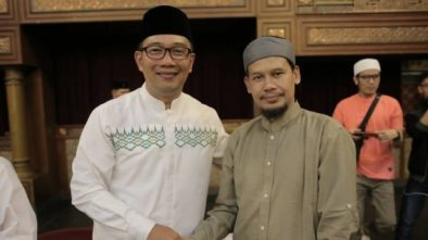 Akhir Polemik 'Simbol Dajjal' di Masjid Al-Safar, Ini Jawaban Telak Ridwan Kamil