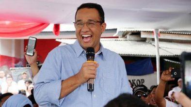 Anies Baswedan Bantah Diam-diam Terbitkan IMB Pulau Reklamasi