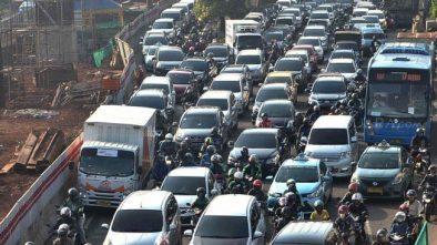 Anies Salahkan Kendaraan Bermotor yang Jadi Permasalahan Polusi Udara di Jakarta