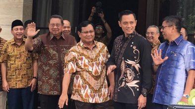 Demokrat: Kalau Pak Prabowo Memang Kalah, Enggak Perlu Datang Ke MK