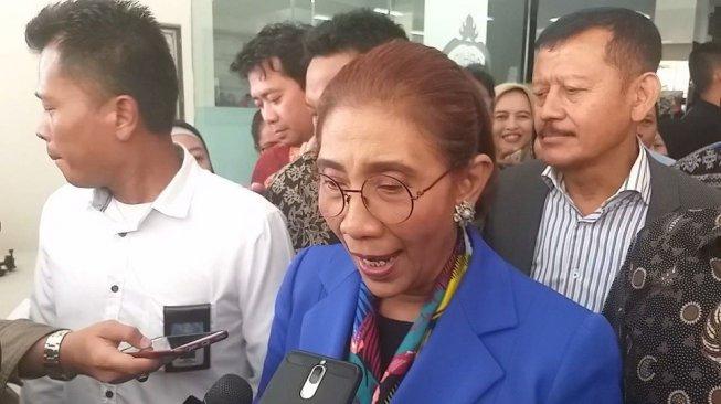 Gara-gara Ikan Asin, Tengku Zulkarnain dan Menteri Susi Saling Berkicau di Twitter