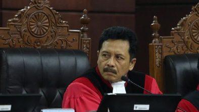 Hakim Pertanyakan Tim Prabowo-Sandi soal 12 Truk Dokumen Tak Bisa Masuk ke MK