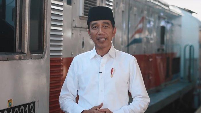 Jokowi Ucapkan Selamat Idul Fitri, Mari Pererat Persatuan dan Persaudaraan Bangsa