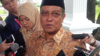 Ketum PBNU Said Aqil: Ada Wakil Ketua DPR Kalau Ngomong Bikin Saya Enek