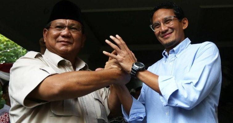 Minta Jokowi-Maruf Didiskualifikasi, Ini 15 Petitum Prabowo-Sandi ke MK