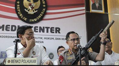 Pengacara Soenarko Sebut Kapolri Tito Salah Sebut Barang Bukti Jenis Senjata