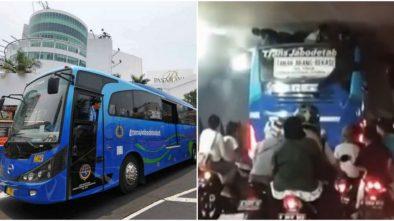 Petisi Sopir Bus Transjabodetabek 'Bantu Pak Oki Bayar Denda Mayasari Bakti' Jebol Rp 10 Juta