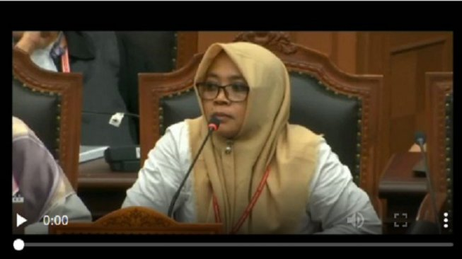 Saksi Prabowo Diduga Berbohong, Putri Gus Mus Sebut Bisa Kena Pasal Pidana kan?