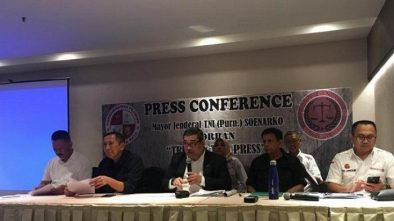 Sejumlah Purnawirawan TNI Bela Soenarko Terkait Jadi Tersangka Kasus Kepemilikan Senpi Ilegal