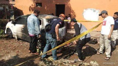 Viral di Facebook Mobil Dibakar Saat Pulang Kampung, Ternyata Pelaku Salah Sasaran
