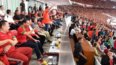Istana: Tak Ada Instruksi dari Jokowi Cegah Anies Serahkan Piala