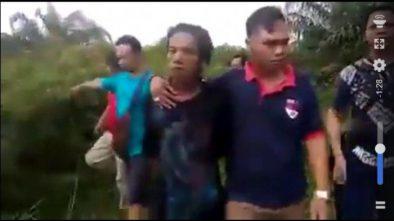 Viral Video Penangkapan Pelaku Pembunuhan Wanita Calon Pendeta Beredar Dimedsos