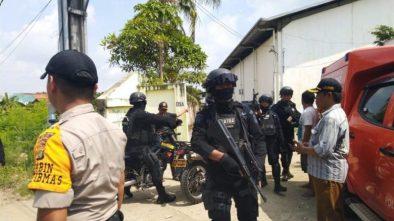 Densus 88 Menangkap Teroris di Bekasi Jawa Barat, Satu Tewas Ditembak
