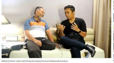 3 Klaim Keberhasilan Versi Bambang Widjojanto setelah Sidang Perdana di MK