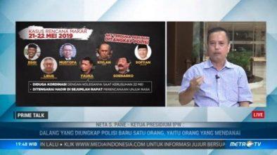Ketua IPW Sebut Inisial TS Datangkan Preman dari Surabaya Pakai Pesawat untuk Merusuh pada 22 Mei